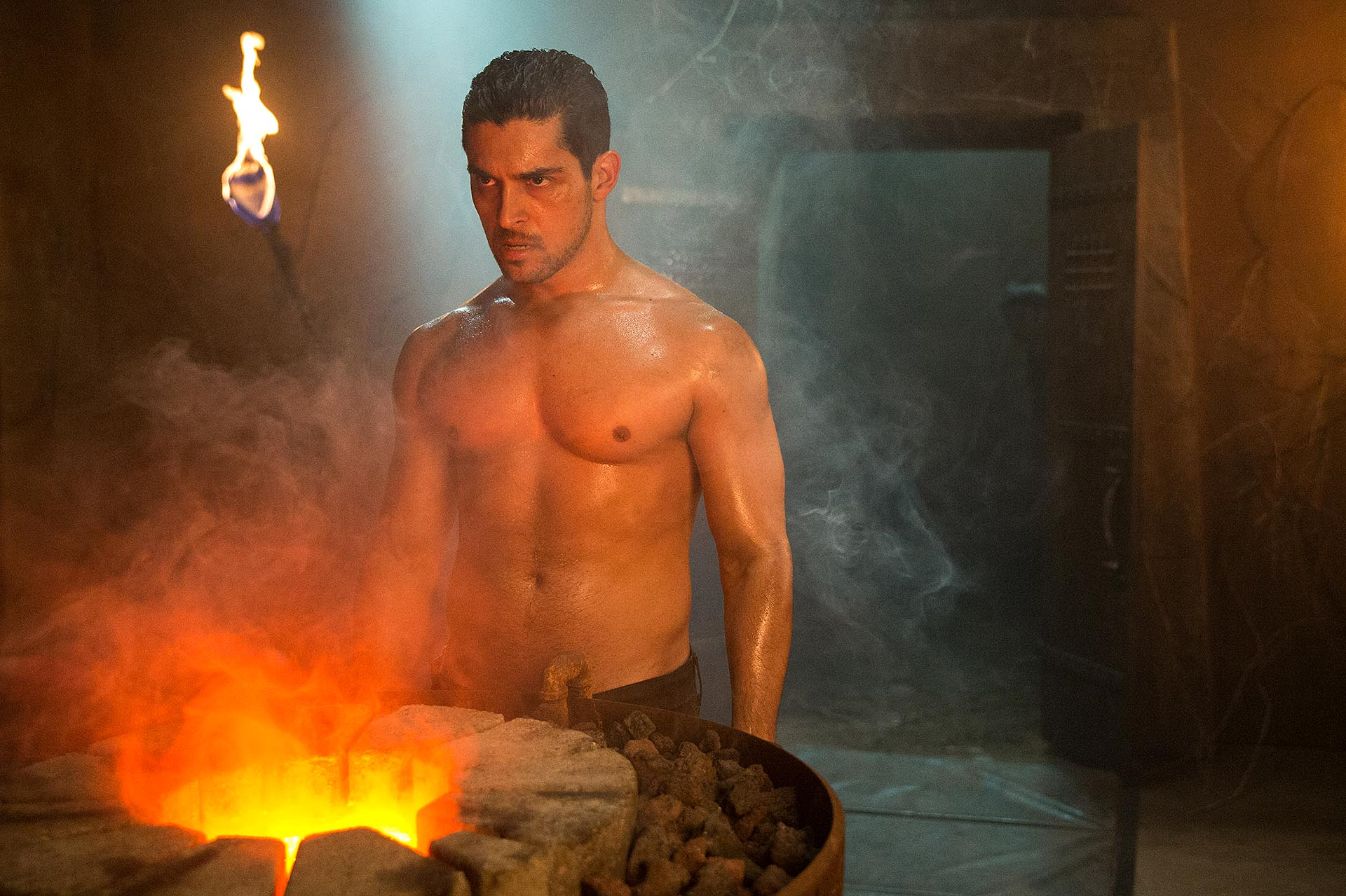 Wilmer Valderrama in From Dusk Till Dawn (TV Series) - photo by Ryan Green/Courtesy of El Rey/All rights reserved