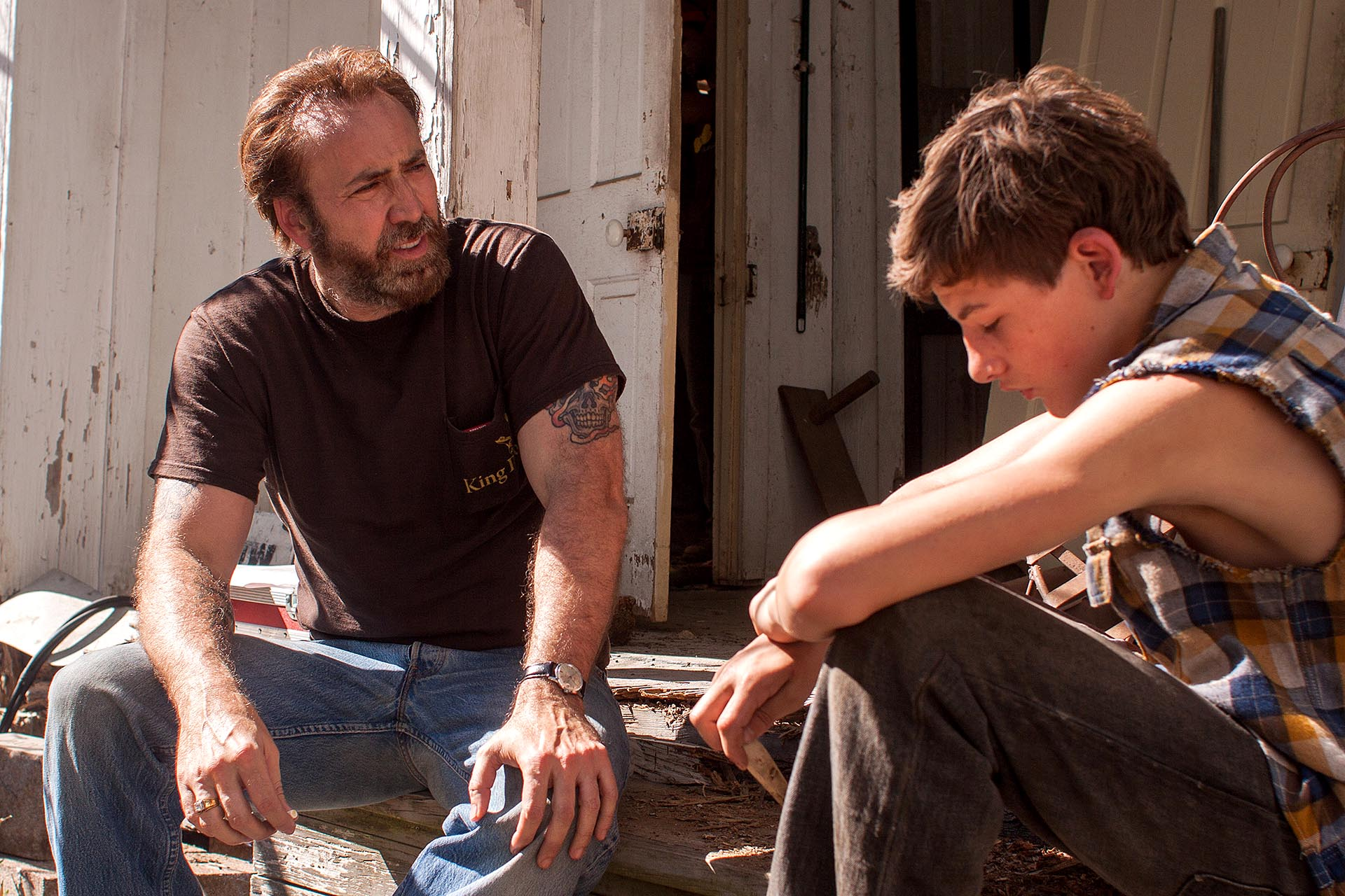 Nicolas Cage Movie Still