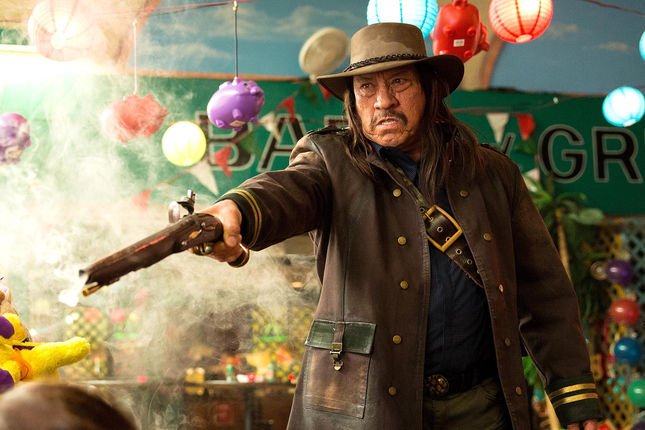 Danny Trejo in From Dusk Till Dawn