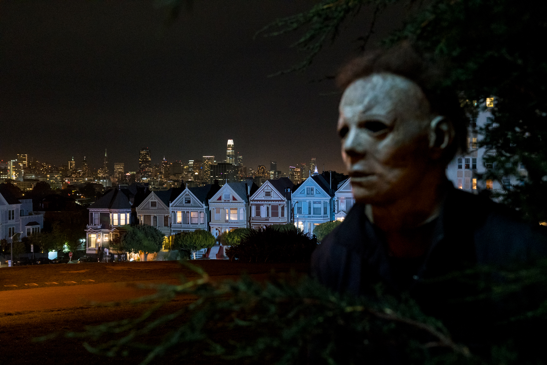 Halloween 2018 Publicity Stills